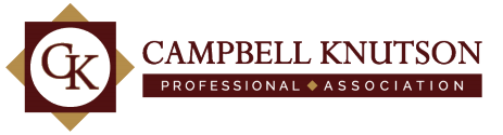 Campbell Knutson Logo